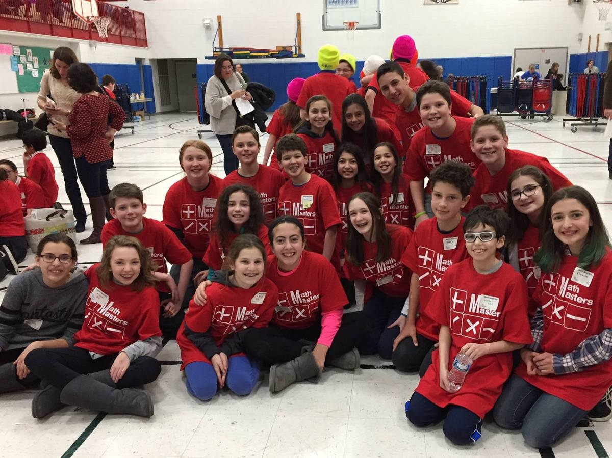 Heilicher Mathletes Compete at Math Masters Tourney