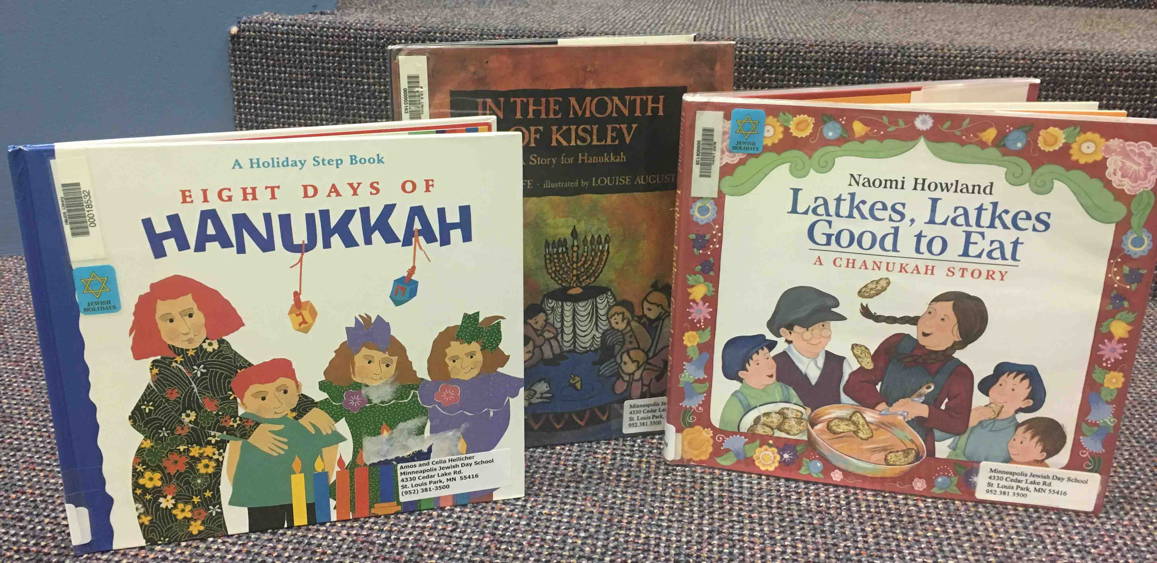 Jewish book selection