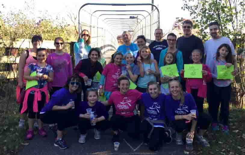 Girls on the Run team photo