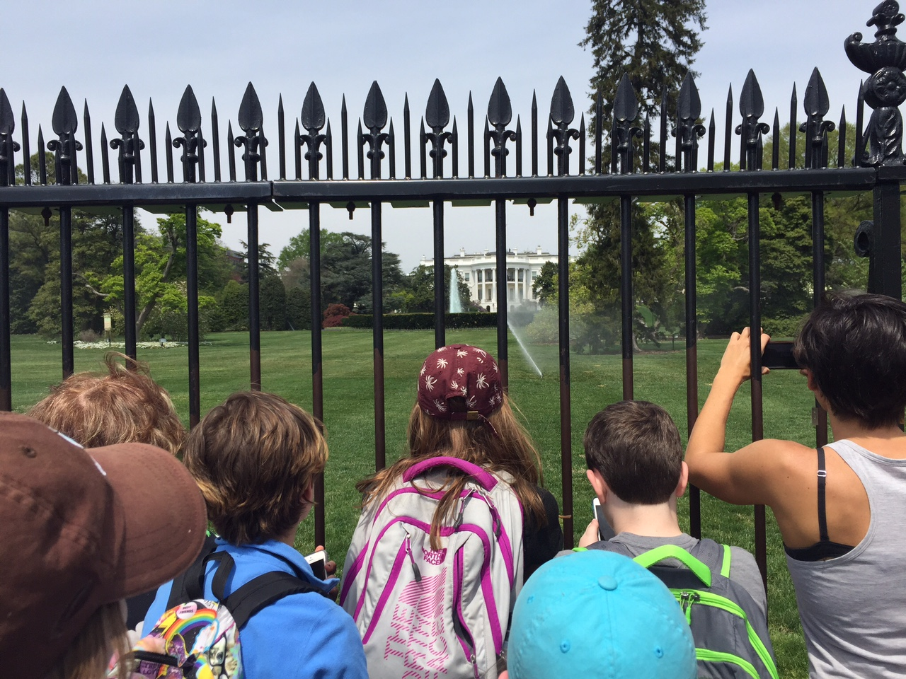 HMJDS 8th Grade Washington D.C Trip - Day 3